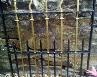Antique Original Victorian Wrought Iron Gate