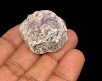 149 Ct. Natural Untreated Hexagon Cut Ruby Corrundum Gemstone Rough