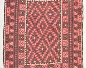Central Asian Kilim #7760 Oriental Rug