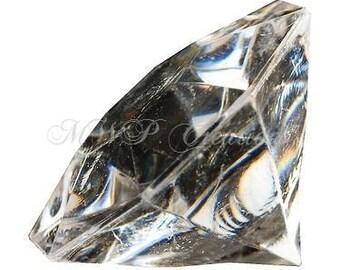 Decorative pvc (x5pieces) Crystal diamond