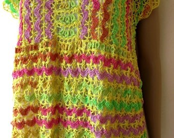 Colors of summer blouse