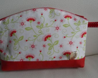 Gorgeous make up bag, fully lined
