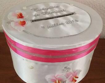 piggy bank urn christening wedding birthday communion round