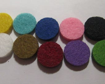 15mm small circle of aromatherapy
