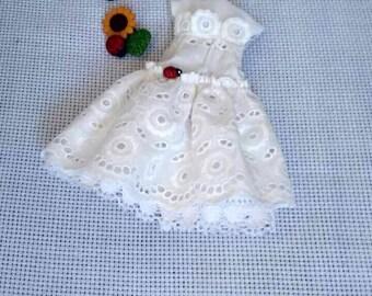 Blythe dress, Blythe fashion, blythe outfit, blythe couture, summer dress