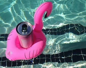 Buoy air to Flamingo Pink glass