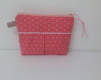 COVER with 1 fold Japanese ASANOHA fabric