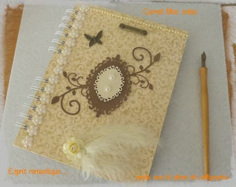 Diary - book of memories - romantic spirit