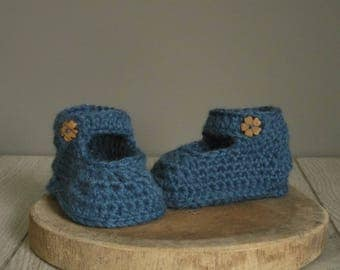 """Baby booties """"style Babies"""""""