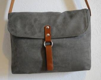 Model VIOLAINE suede - grey