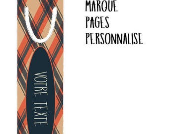 """BRAND PAGES """"tiles"""" personalized"""