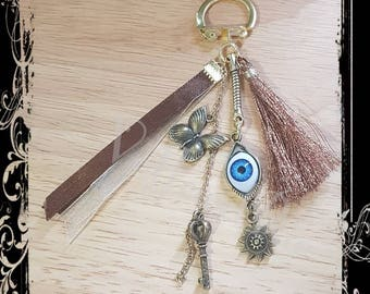 Key door eye good luck and charms