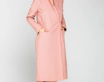 Light Long Trenchcoat