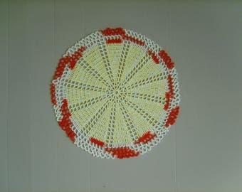 Doily crochet 26cm