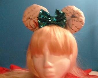 Cinderella Stuffed Ears