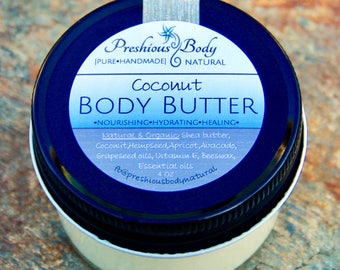 The BEST Body Butter