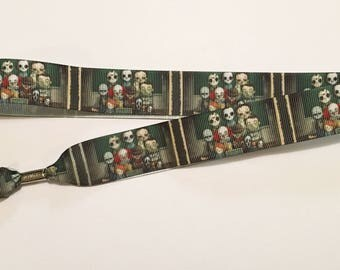 Horror Class Picture Lanyard