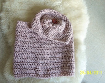 Set Hat + snood for women