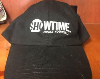 Black Showtime Hat