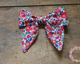 Barrette liberty betsy ann Red