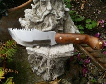 Greenman Tracker Knife