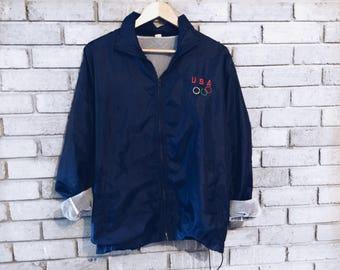 use olympics jacket
