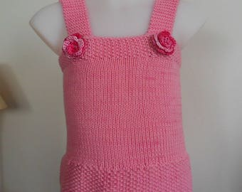 Tank top / pink Top for girls 24 month