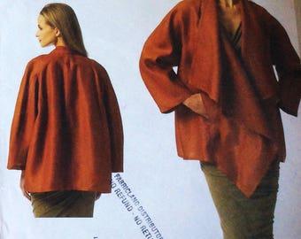 DONNA KARAN VOGUE Pattern # 1346 American Designer Collection