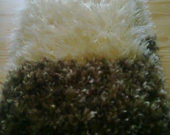 Children's fur scarf