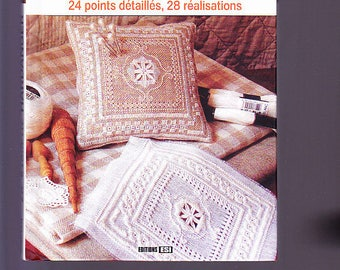 edition hardanger embroidery