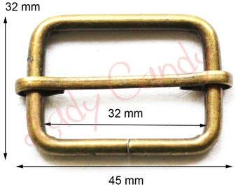 Ring of adjusting shoulder bag cross body strap fastening #330277 6