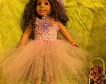 """18""""doll Party Dress"""