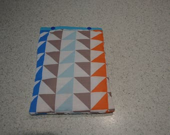 COVER FOR TABLET 17 X 24 CM FABRIC PADDED