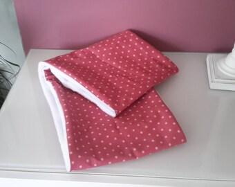 Soft SNOOD Pink for girl /ado
