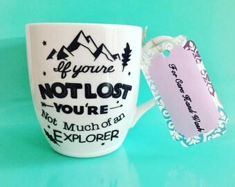 Hikers Mug