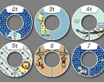 Toddler Room, Toddler Clothes, Clothing Divider, Toddler Decor, Closet Dividers