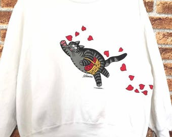 Vintage Hawaii CAT sweatshirt