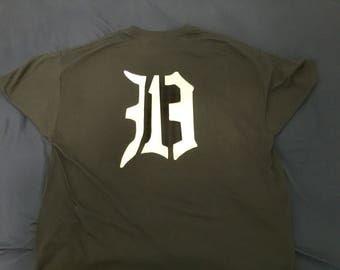 313D XXL Front & Back T-shirt