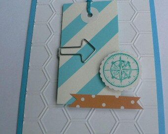 "arrow card scrapbooking ""sans titre"""