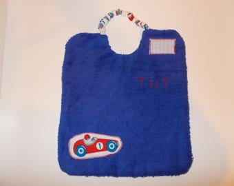 bib size large/towel canteen car