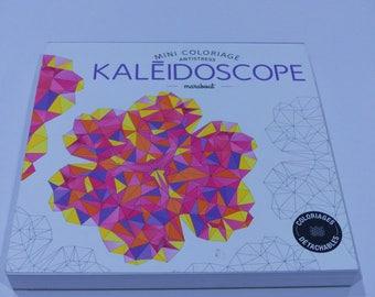 Marabou KALEIDOSCOPE coloring mini coloring detachable