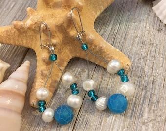 Mermaid Collection- Earrings