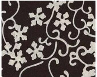 Black White ref mdtk001 batik patchwork fabric