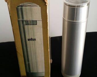 Braun B11 battery shaver