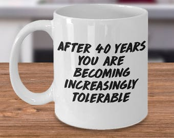 40th anniversary mug, 40 year anniversary mug, 40th anniversary, 40th anniversary gift, 40th anniversary mugs, 40 year anniversary mugs
