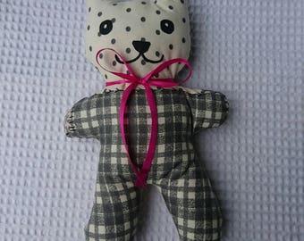 my toy cat fabric