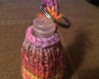 Hand sanitizer cozy