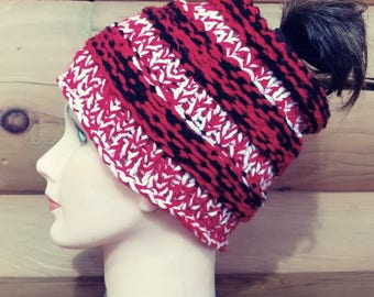 Women's Bun Hat