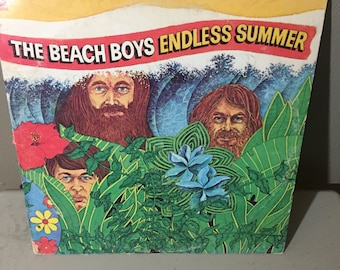 Beach Boys Endless Summer Album