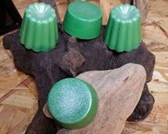 THE Moors pine - 100% natural soy wax base Fondant